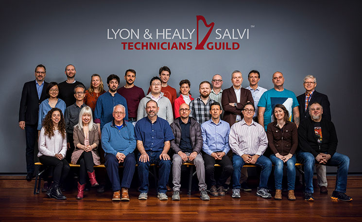 Tech Guild Members